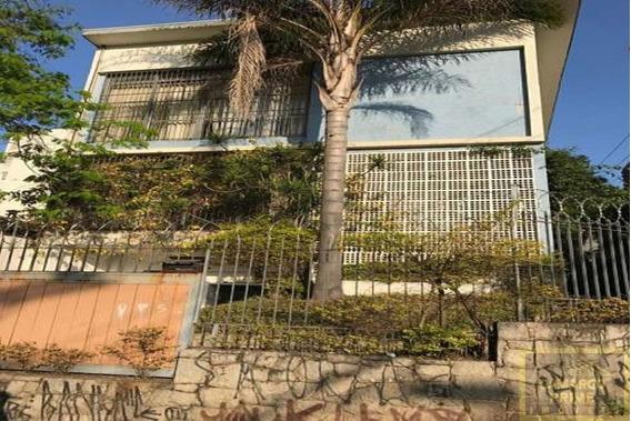 Ótimo Sobrado Comercial Com 400 Metros De Esquina Próximo A Faculdade Puc! - Eb85152