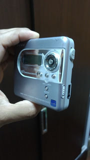 Hi Md Sony Mz Nh600d Walkman***minidisc***
