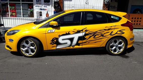 Ford Focus St 2014 5p St L4/2.0/man