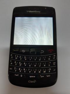 Blackberry 9780 Funcionando Porem C/tela Com Defeito Seminov