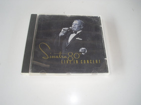 Cd Sinatra 80 Live In Concert Ano 1995