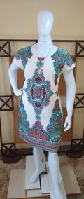 Vestido Moda Casual /plus Size/ Moda Evangélica C18