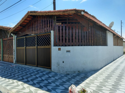 Ref 12190 - Casa 2 Dorm - 2 Vagas - Maracanã - Financia