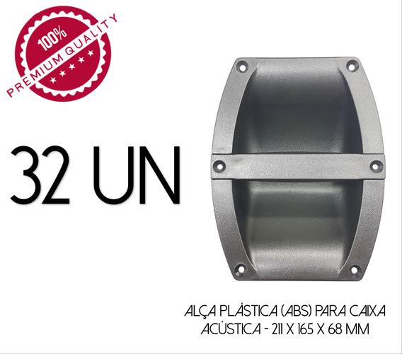 32-alças Plásticas Line Array,pegador P/caixa Som-211 X 165