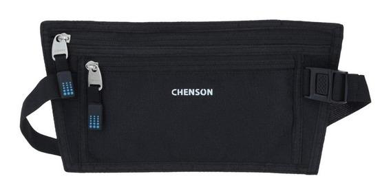 Porta Credencial Chenson Pro Original Ch63421-9 Full