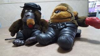Peluche Monos De Coleccion