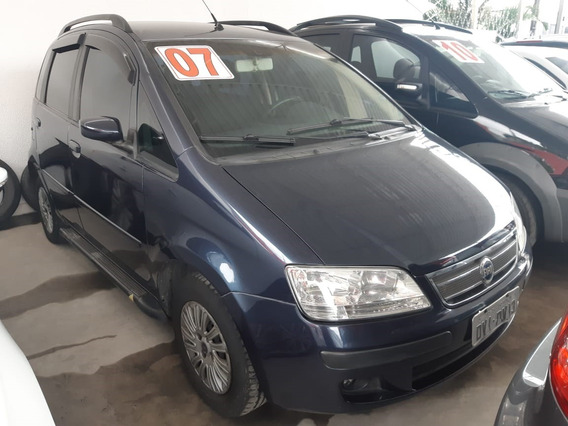 Fiat Idea Elx 1.4 Flex! 2007