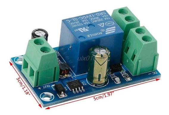 Modulo Fonte Flex Carregador Bateria 12v Emergência