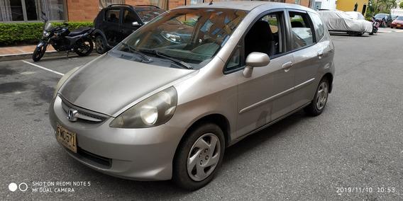 Automovil Honda Fit Lx1400 Mod 2007 Motor Cuidado