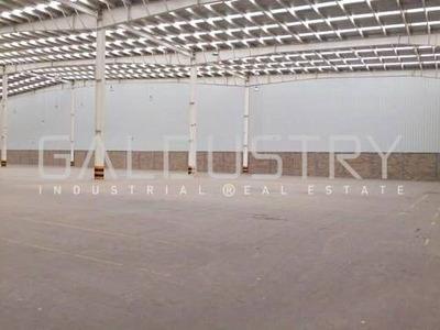 Renta De Bodega Nave Industrial En Reynosa / Maquilpark V