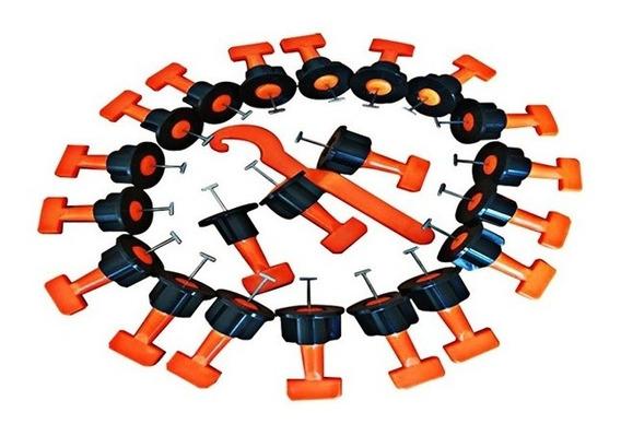Niveladores De Piso Cerámico Herramientas T Sistema Nivelac