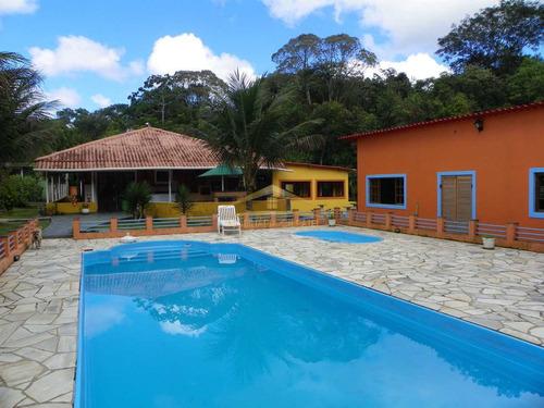 Chácara Com 10 Dorms, Jardim Coronel, Itanhaém - R$ 1.48 Mi, Cod: 1328 - V1328