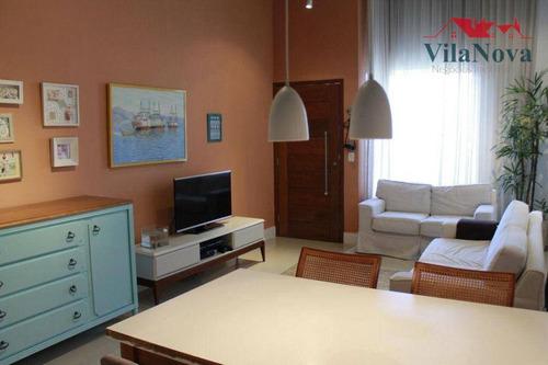 Casa Com 3 Dormitórios À Venda, 108 M² Por R$ 734.000,00 - Jardim Vista Verde - Indaiatuba/sp - Ca1895