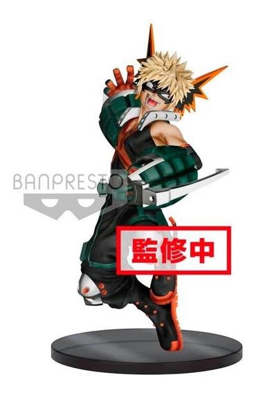 Figura Katsuki Bakugou My Hero Academia Banpresto Bandai /u
