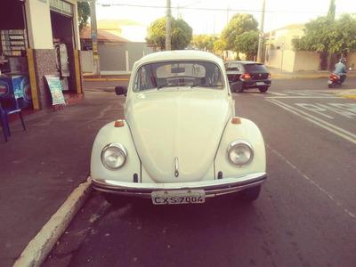 Fusca 1980 1300 L Inteiro, Conservado !