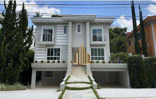 Casa Com 4 Suítes À Venda, 600 M² Por R$ 4.500.000 - Alphaville 01 - Barueri/sp - Ca0213