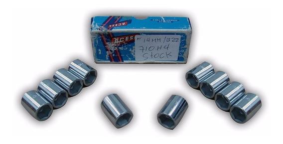 Dado 3/8 Boca Estrella 14mm 710-h4