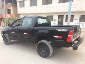 Toyota Hilux 4x2 2007 Uso Particular