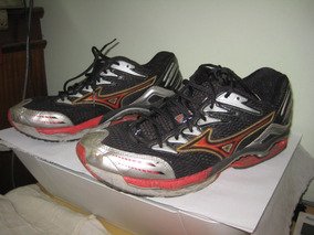 Tênis Mizuno Wave Creation 8 Preto 44