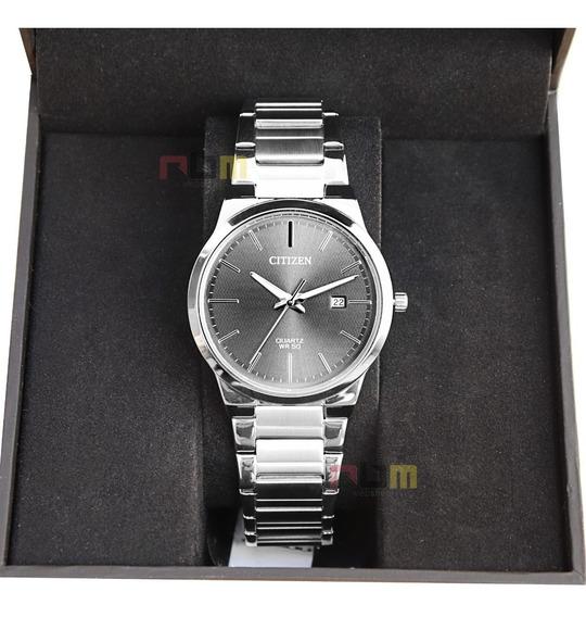 Relógio Citizen Masculino Slim Bi5060-51h / Tz20831w