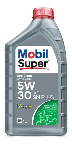 Lubricante Mobil Super Sintético 5w30 - Dexos1 - 1 Litro