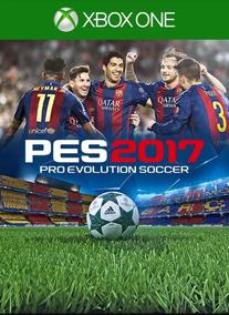 Fifa 17 E Pes 2017 -- Mídia Física -- ( São Os 2 Jogos)