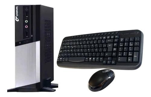 Imagem 1 de 4 de Pdv Rc8400 4gb Ram 120 Gb  Ssd  C/ Teclado E Mouse Bematech