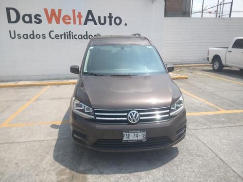 Imagen 1 de 13 de Volkswagen Caddy 2020 1.6 Pasajeros Mt