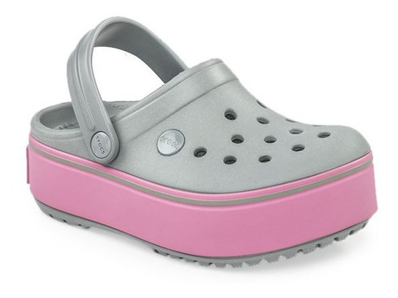 Ojotas Crocs Plataform Kids 100% Originales Edition Limited
