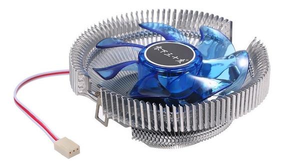 Para Plataforma Intel Core Amd Sempron Com Luz Azul