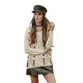Blusas Roupas Femininas Tricot Tricô Crochê Moda Blogueiras
