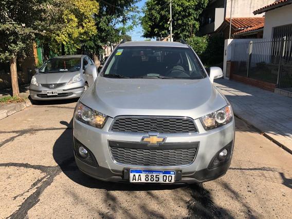 Chevrolet Captiva 2.4 Ls 167cv - Martinez - Todo Lo Service
