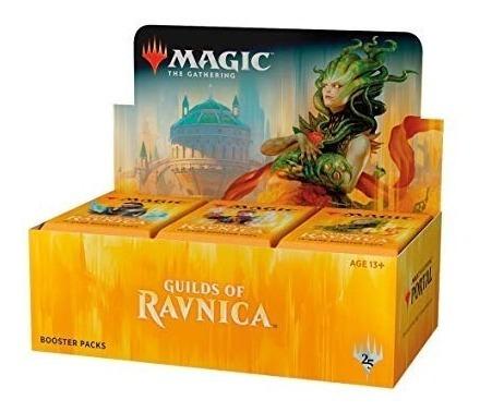 Booster Box Guilds Of Ravnica Em Português Em 12x S/ Juros