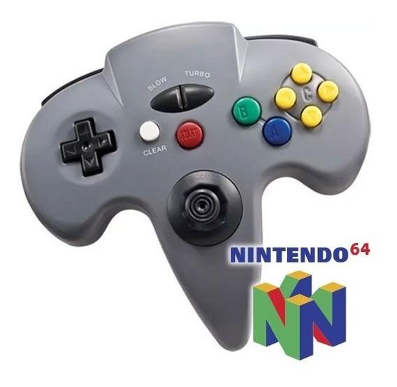 Controle Para Nintendo 64 (novo!)