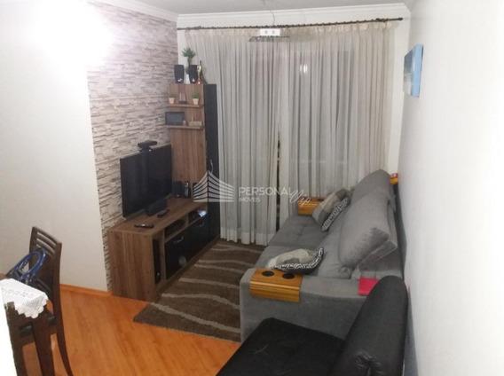 Apartamento Residencial À Venda, Paulicéia, São Bernardo Do Campo. - Ap1213