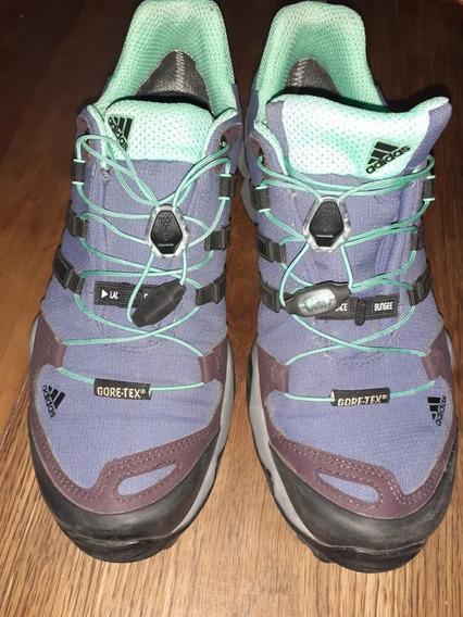 Zapatillas adidas Goro-tex,casi Nuevas,2 Usos, Talle 39,5,