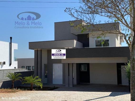 Casa Em Condomínio Para Venda Em Bragança Paulista, Condominio Portal Bragança - 1726_2-986168