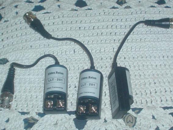 Conversor Para Micro Cameras De Segurança