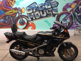 Yamaha Fj 1200 89 Titulo Limpio Checala!!!