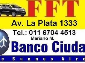 Fiat Siena 14 El Pack Attractive 82hp Taxi Con Licencia