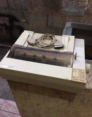 Impressora Epson Lx-810l Matricial Perfeita