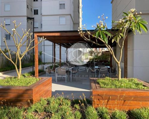 Imagem 1 de 6 de Apartamento Para Venda No Taquaral Em Campinas - Imobiliária Em Campinas - Ap04528 - 69733155