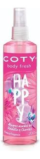 Coty Body Fresh - Todas Las Fragancias De 200 Ml - Pack X6