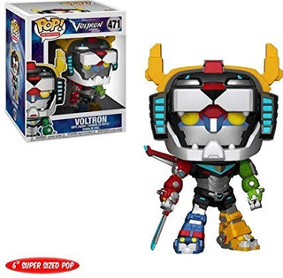 Funko Pop - Voltron - Chase - Jack Nighmare Before Christmas