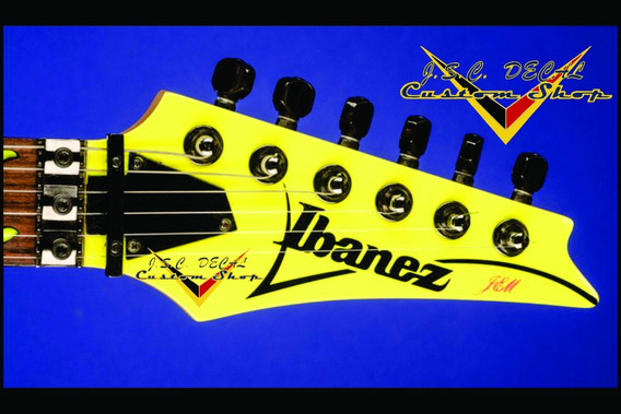 Decal Ibanez Jem