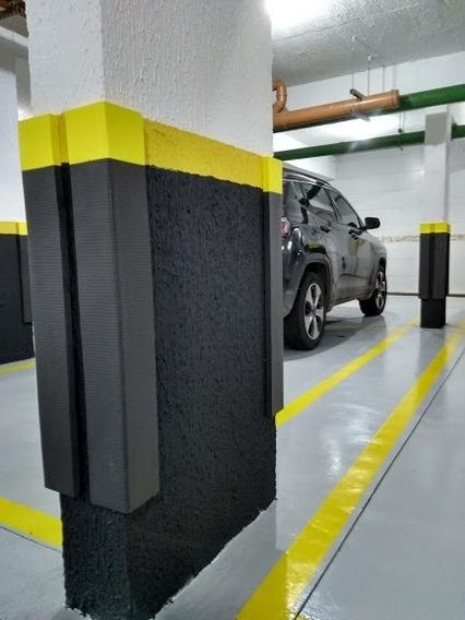 Protetor Estacionamento Garagem Cantoneira Autocolante