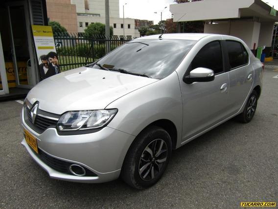 Renault Logan Intense At 1600cc Aa