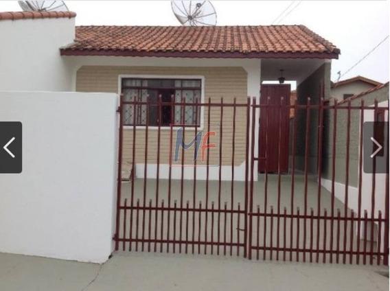 Ref 10.089- Linda Casa Térrea Com 67 M² 2 Dorms, 2 Vagas, No Bairro Centro. Bem Conservada, Arejada, Rua Tranquila. Estuda Propostas! - 10089