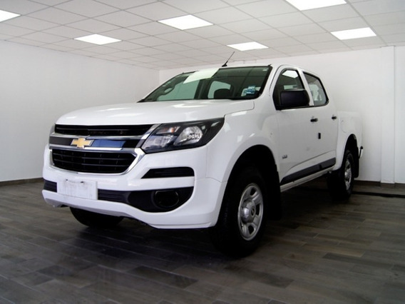 Chevrolet S10 Doble Cabina 2017 Blanco