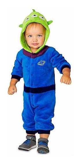 Toy Story Alien Traje Disfraz Mameluco Disney Store